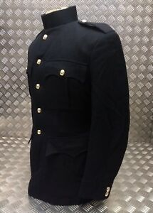 Genuine British Sandhurst Military Academy No1 Dress Jacket Officers RMAS Cadets