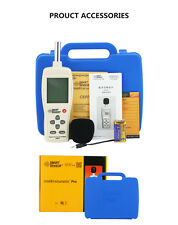 Digital Sound Level Meter Decibel Logger Noise dB Monitoring Meter 30~130dB