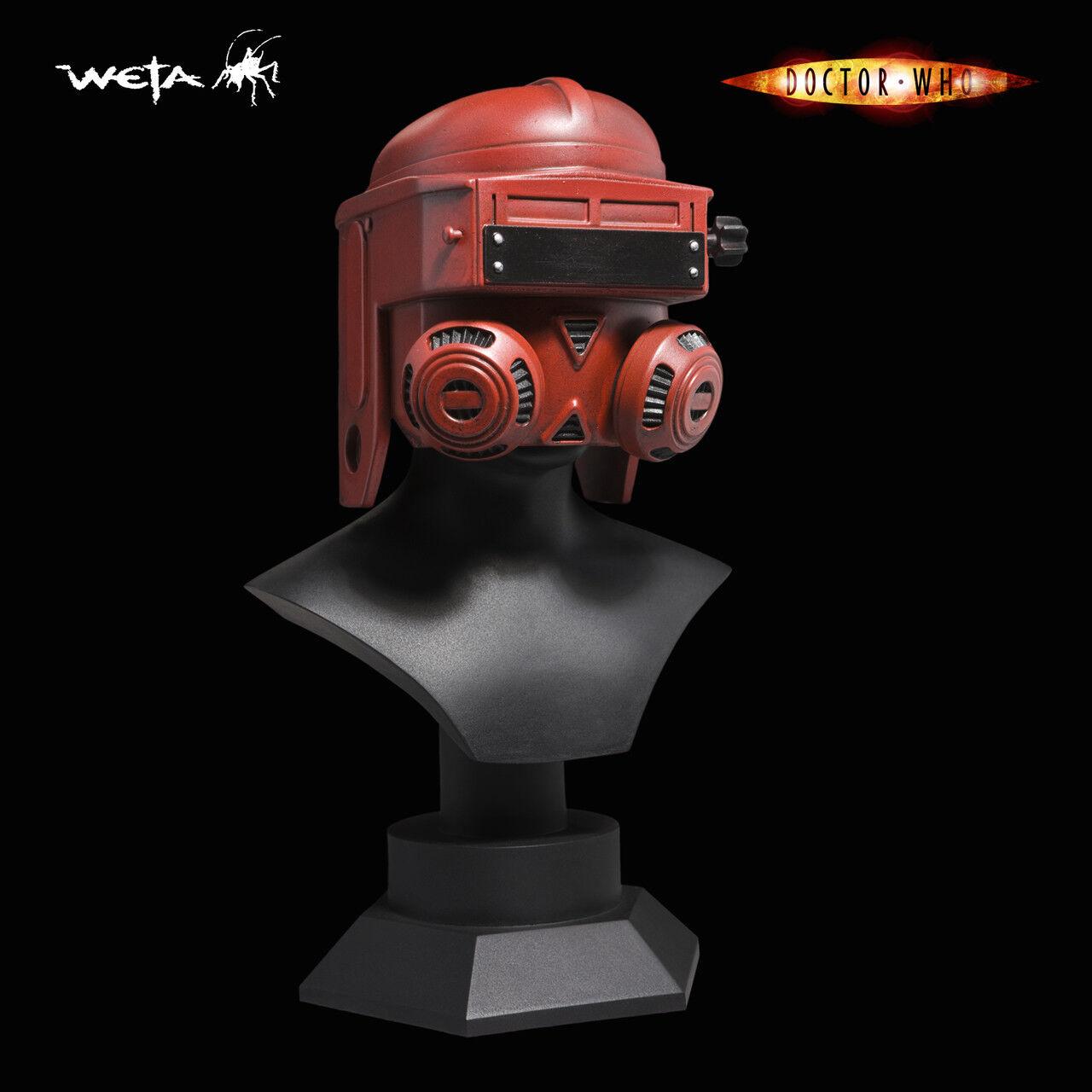 Weta - Doctor Who 1 4 Replica - Industrial Welding Mask