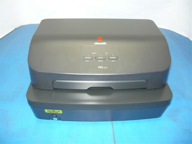 Olivetti PR2 Plus Passbook Printer