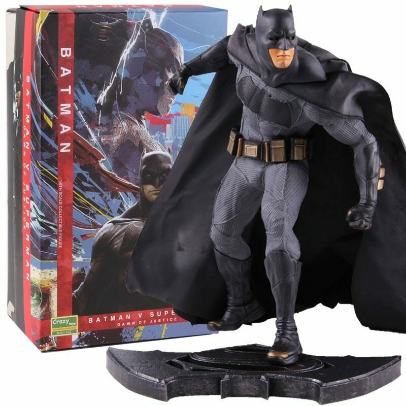 Crazy Toys Batman VS Superman PVC Action Figure Collectible Model Toy