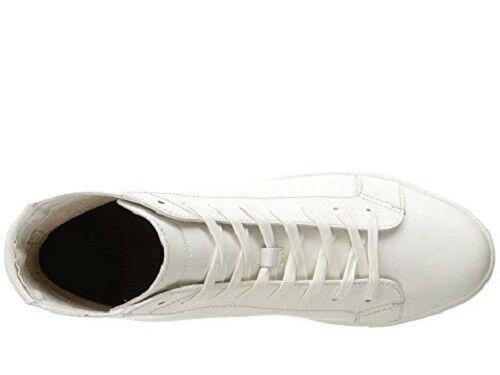 Brand Brand Brand New Frye Donna  Gemma High bianca scarpe da ginnastica Sz 10M a523da