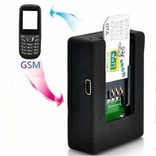 Mini GSM SIM Card N9 2-Way Auto Answer & Dial Audio Voice Monitor Spy Ear Bug US
