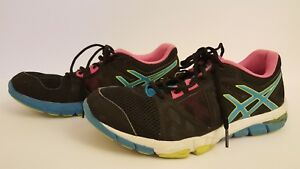Asics Gel-Craze Women's 9.5 Multi-Color Running Training Shoe  S653J