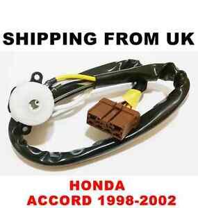 Conmutador-De-Encendido-Barril-Alambre-Motor-De-Arranque-Honda-Accord-MK6-7-CG-CF-CH-CK-Tipo-R