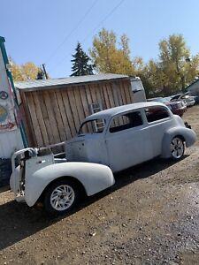 1937 Buick Roadmaster 2 door McLaughlin special