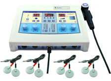 New Ultrasound 1 Mhz Therapy Machine 4 Channel Physical Combination Therapy Unit
