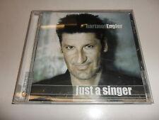 CD  Hartmut Engler - Just a Singer