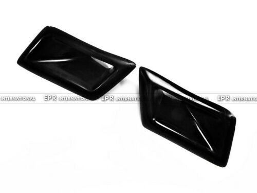 FRP Nsm Style Front Bumper Air Ducts Scoop Air Vents For Nissan Z33 350Z