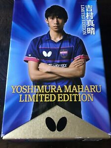 Butterfly Table Tennis Blade Limited Edition Signed New Sealed Last One Ebay