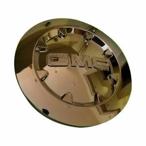 1PCS 2007-2014 GMC Sierra 1500 Yukon XL Denali Chrome Center Cap Wheel Hub 20 # 9596381