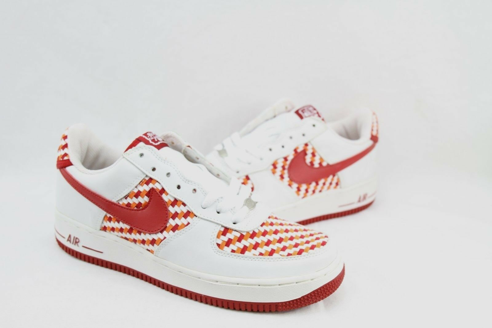 Nike air force 1 ridotta 309096-161 (cosa vrst / vrst (cosa red-orange) uomo: 7,5  8 b31db9