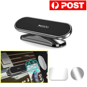 Universal 360° Rotating Phone Holder Car Magnetic Mount Stand for iPhone Samsung