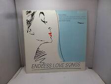 ENDLESS LOVE SONGS EBONY & IVORY ARTHUR' S THEME SHOWCASE SHLP152   LP  VINYL