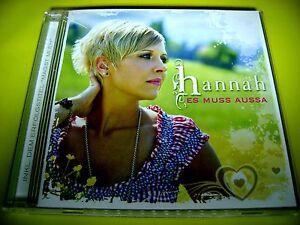 HANNAH-ES-MUSS-AUSSA-MAGST-MI-EH-OVP-Schlager-Shop-111austria