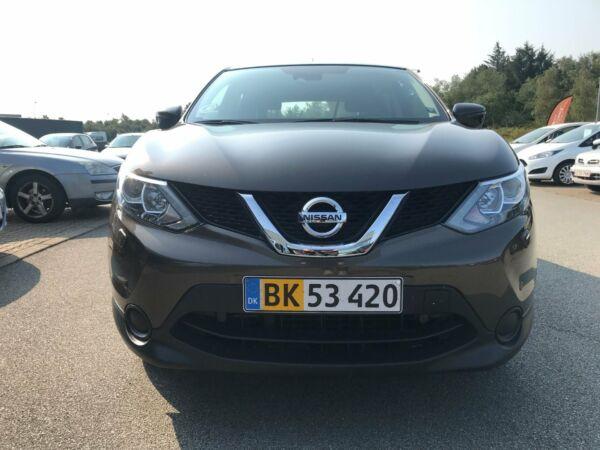 Nissan Qashqai 1,6 dCi 130 Visia Van - billede 3