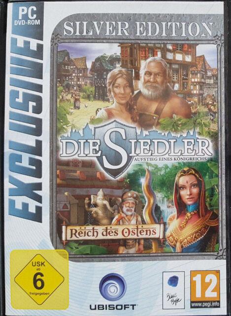 Die Siedler: Aufstieg eines Königreichs - Reich des Ostens (PC,2009,Erweiterung)