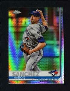2019-Topps-Chrome-Prism-132-Aaron-Sanchez