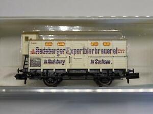 MINITRIX-13443-K-Bierwagen-RADEBERGER-EXPORTBIERBRAUEREI-34910