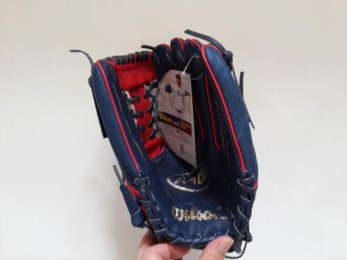 "Wilson A400 Baseball Glove Mitt WTARGJKRCJW12 12/"" RHT All Positions Youth"