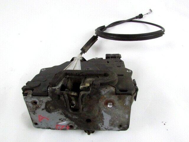 51797562 FERMETURE SERRURE PORT AVANT DROITE FIAT GRANDE PUNTO ABARTH 1.4