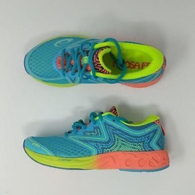 ASICS Noosa FF (T772N 3906) Womens Running Shoes Aquarium Flash Coral Size 6   eBay