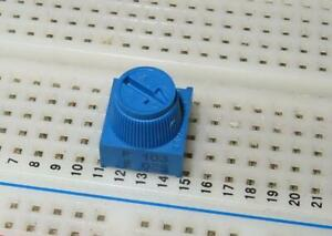 10-Pack-10K-Linear-Breadboard-Compatible-Potentiometer