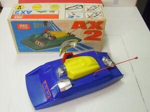 Piko-Electromechanical-Moon-GDR-Ax-2-Propulsion-Top-Rarity-Boxed-Very-Good