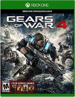 Gears Of War 4 (microsoft Xbox One, 2016) - Brand