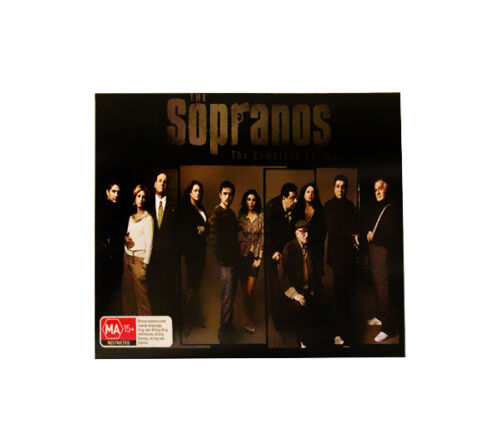 1 of 1 - The Sopranos - Complete Collection (DVD, 2012, 28-Disc Set) Brand New, Genuine