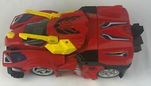 VTech Switch & And Go Dinos Turbo Bronco RC Tricerotops without Remote Working