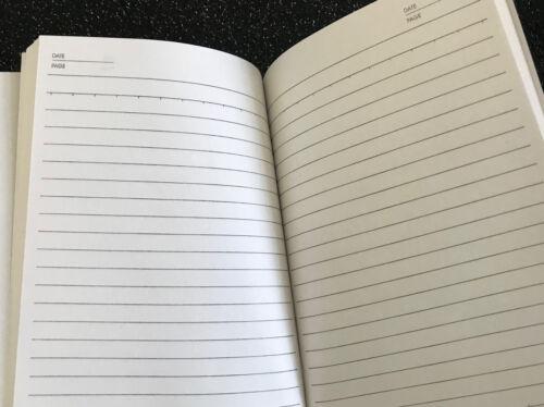 10x Notizheft Notizblock Notizbuch Tagebuch Schreibblock liniert bunt 60 Blatt