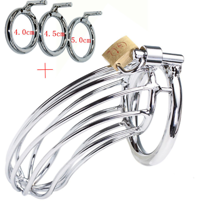Chastity cage torture