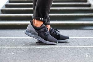 save off 1ea6a 7befd Details about Asics Tiger Gel -Lyte V Sanze H817L-9097 Black/Carbon Men's  Running Shoes