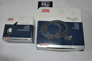DEFA-SafeStart-Vorwaermelement-inkl-Verbindungskabel-Set-A412523-A460766-komplet