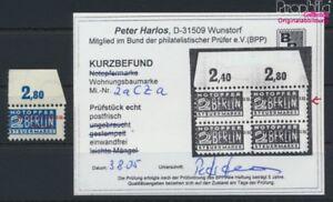 Franz-Zone-Wuerttemberg-Z2a-C-Z-a-geprueft-Zwangszuschlag-postfrisch-1949-Wohnun