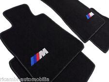 VELOURS M MAT SET FOR BMW E30 2 DR. + 4 DR. Sedan + M3 1985-92