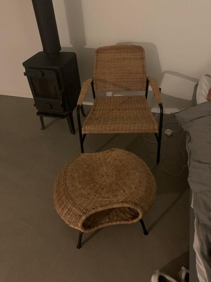 Loungestol, rotting, IKEA
