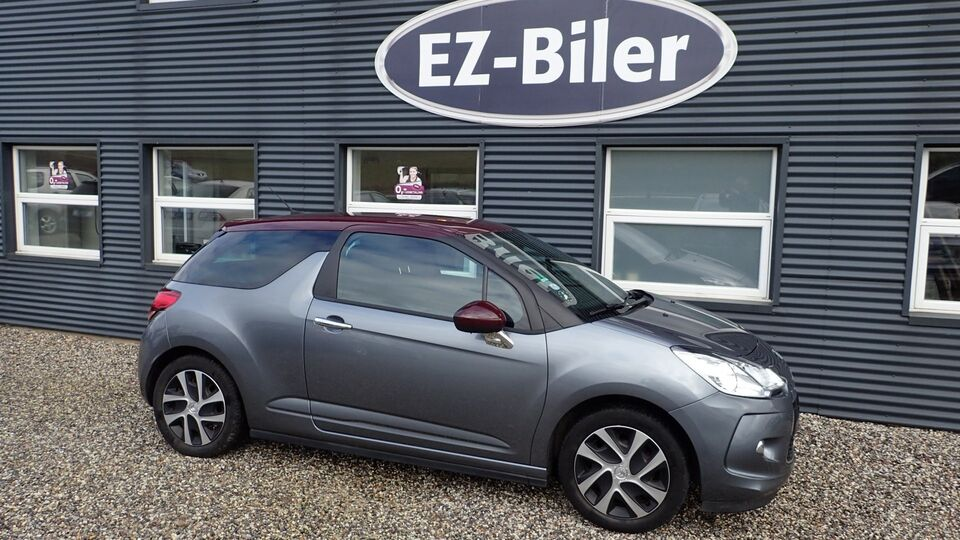 Citroën DS3 1,6 e-HDi 90 Style Diesel modelår 2011 km 181000