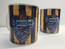Harry Potter Mug House Crest Ravenclaw Full Color Movie 11 Oz High Quality