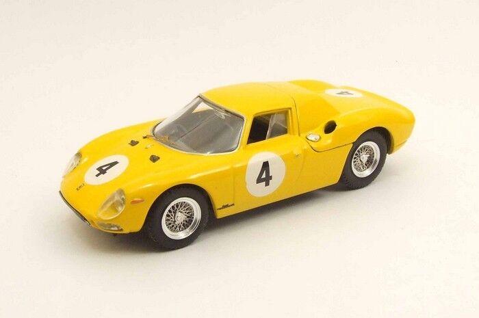 Best MODEL 9452 Ferrari 250 LM N°4 N°4 N°4 24H Spa 1965   1/43 | Magasiner  8cc9f1