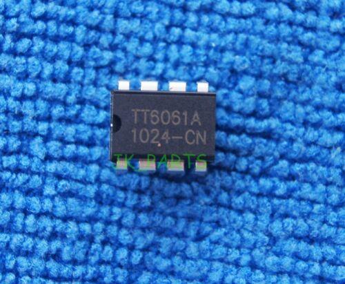 10pcs ORIGINAL TT6061A TT6061 Touch Dimmer DIP-8