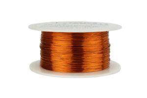 TEMCo Magnet Wire 28 AWG Gauge Enameled Copper 200C 8oz 994ft Coil Winding