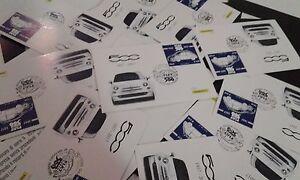 Italia-2017-Fiat-500-Cartolina-Fil-Ufficiale-Poste-Italiane-Garlenda