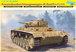 Dragon 1:35 6792: Armoured observation car III Finish Sd.Kfz. 143)
