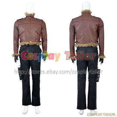 Resident Evil 4 Cosplay Leon Scott Kennedy Leon S Kennedy Costume Party Uniform Ebay