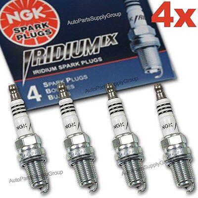 4 PC-NGK Iridium Spark Plug Set OEM UPGRADE More Power/Mileage - Longer Lasting
