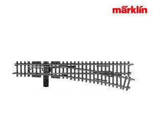 Maerklin-22716-K-Gleis-Weiche-rechts-schlank-NEU-in-OVP
