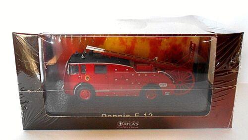 DENNIS F 12 104 Scala 1:72 Atlas VIGILI DEL FUOCO -FIRE FIGHTERS