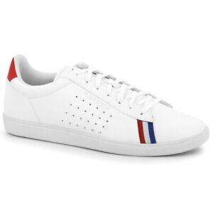 Le-Coq-Sportif-Courtstar-Sport-Sneaker-Uomo-Vari-Colori